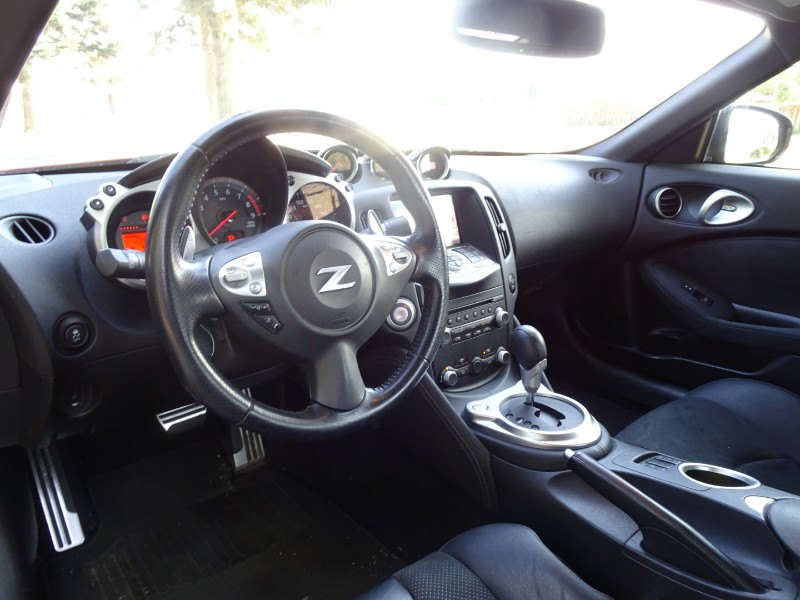2014 Nissan Z 370Z Coupe Touring
