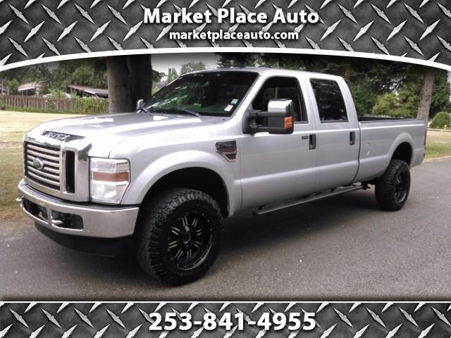 2009 Ford F-350 SD XLT Crew Cab Long Bed 4WD
