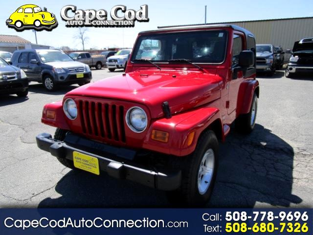 2005 Jeep Wrangler Rocky mountain