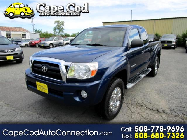 2006 Toyota Tacoma 4WD Access Cab V6 AT TRD Off Road (Natl)