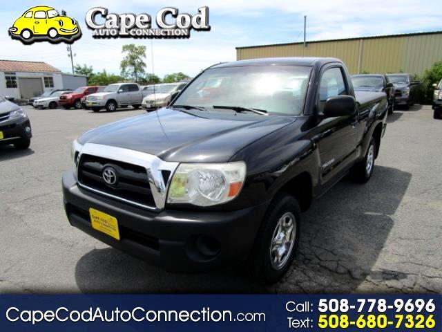 2005 Toyota Tacoma Regular Cab I4 Automatic 2WD