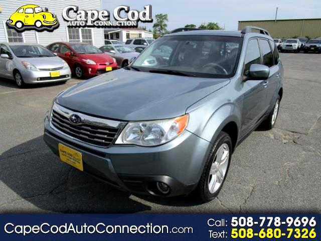 2009 Subaru Forester 2.5X Limited