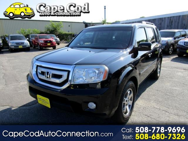 2010 Honda Pilot Touring 4WD with DVD
