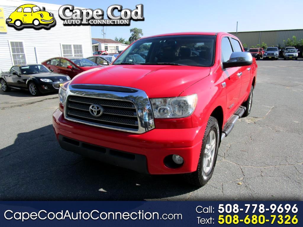 """2007 Toyota Tundra 4WD CrewMax 145.7"""" 5.7L LTD (Natl)"""