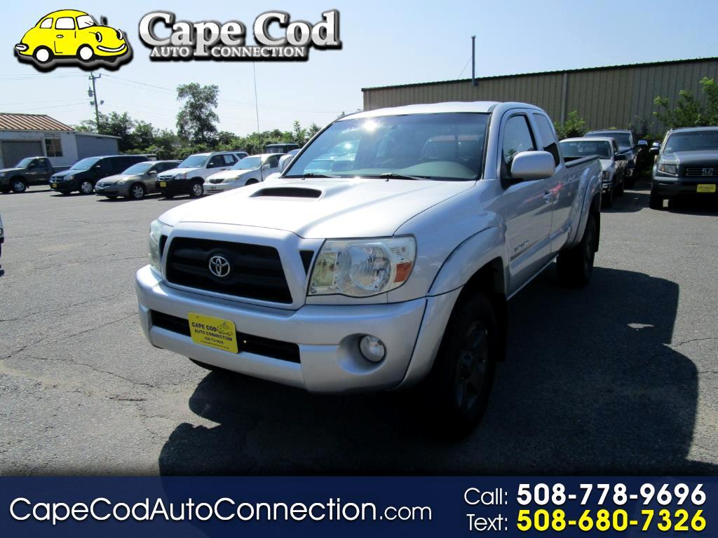 2006 Toyota Tacoma 4WD Access Cab V6 AT TRD Sport (Natl)