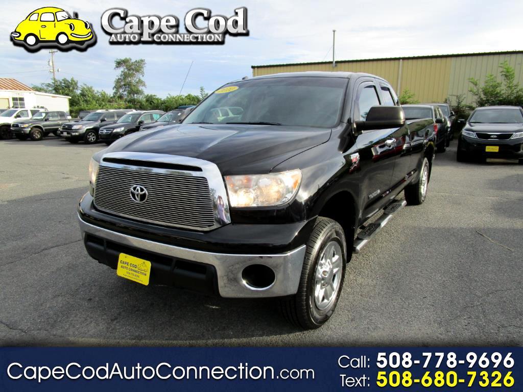 2010 Toyota Tundra 4WD Truck Dbl LB 5.7L V8 6-Spd AT (Natl)
