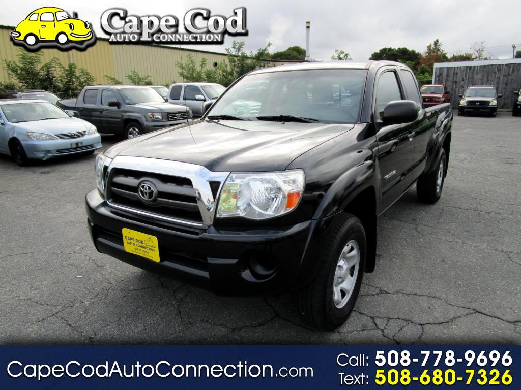 2009 Toyota Tacoma 4WD Access I4 MT (Natl)
