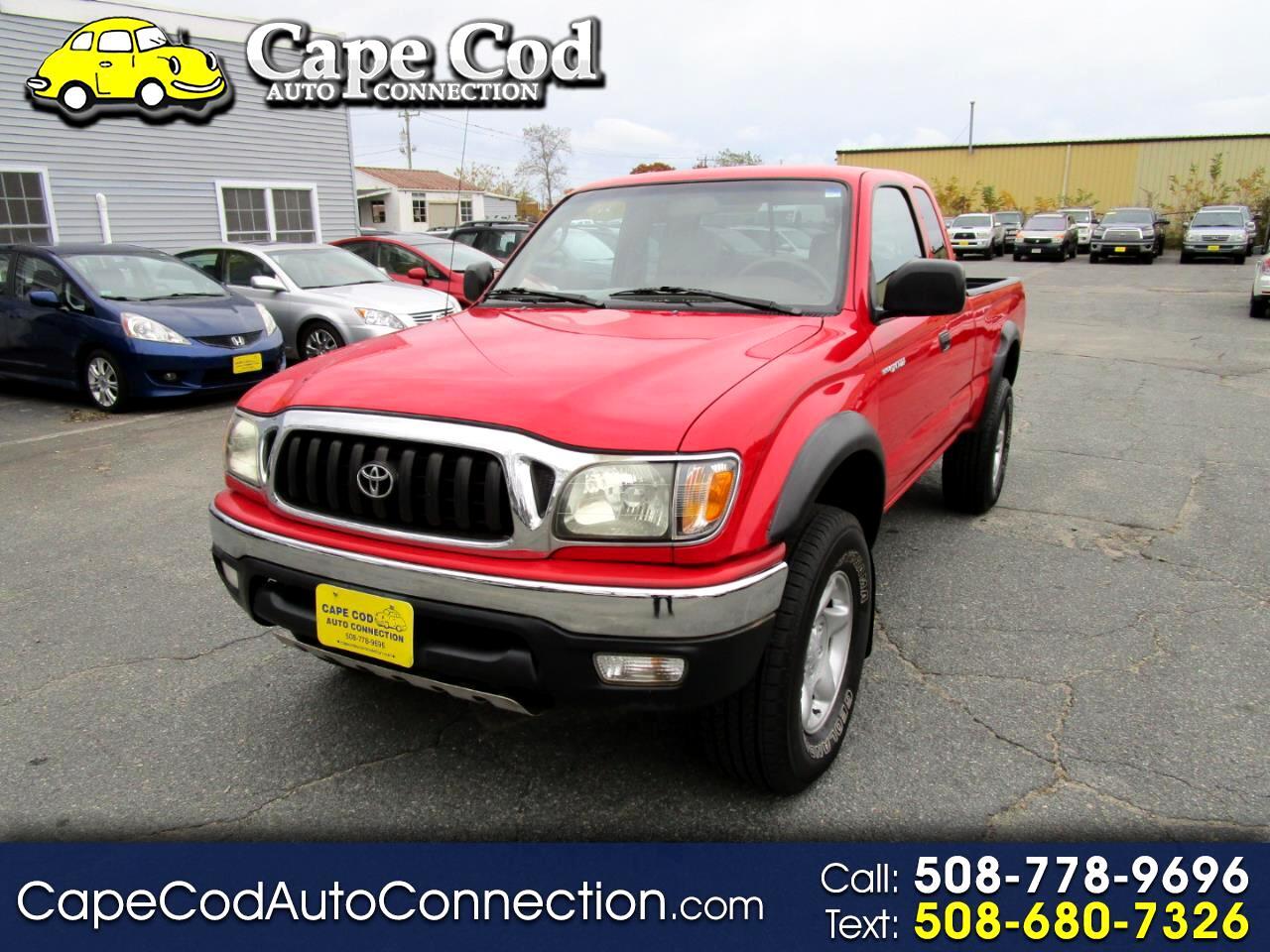 2003 Toyota Tacoma XtraCab V6 Auto 4WD (Natl)