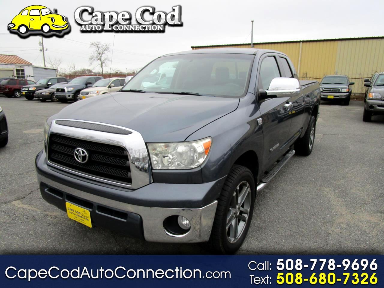 "2007 Toyota Tundra 4WD Double 145.7"" 4.7L V8 SR5 (Natl"