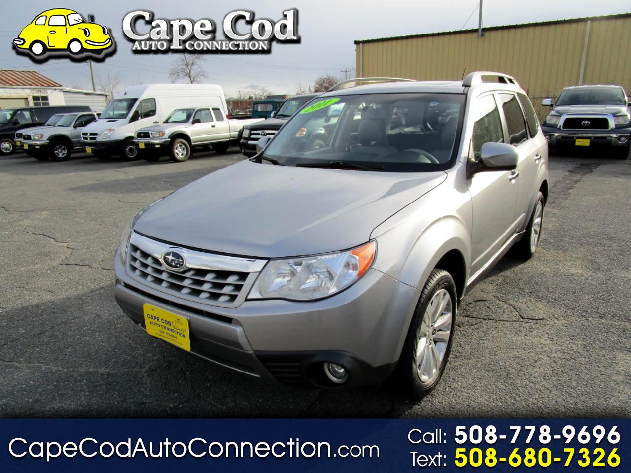 2011 Subaru Forester 4dr Auto 2.5X Premium w/All-Weather Pkg