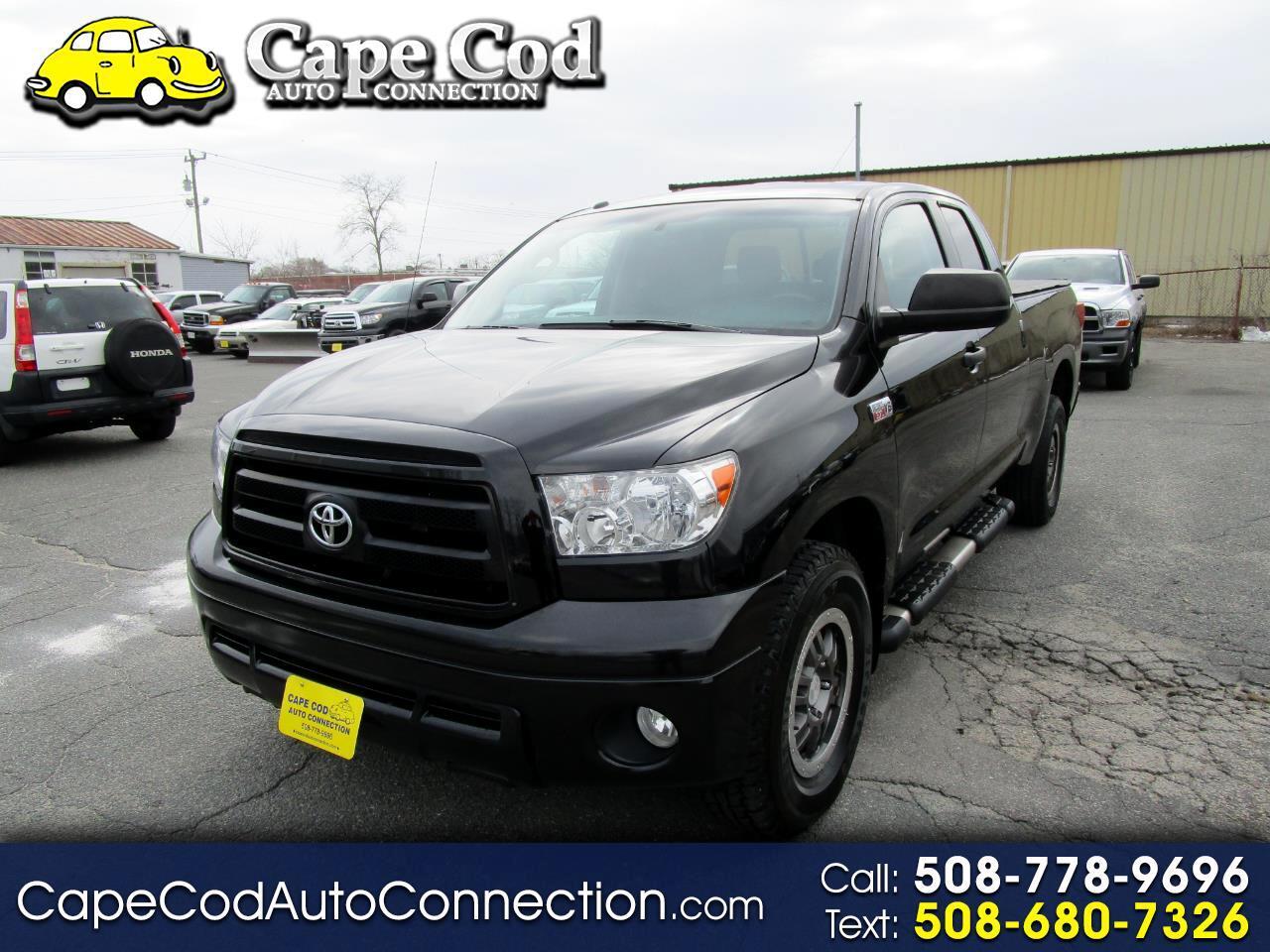 2010 Toyota Tundra 4WD Truck Dbl 5.7L V8 6-Spd AT (Natl)