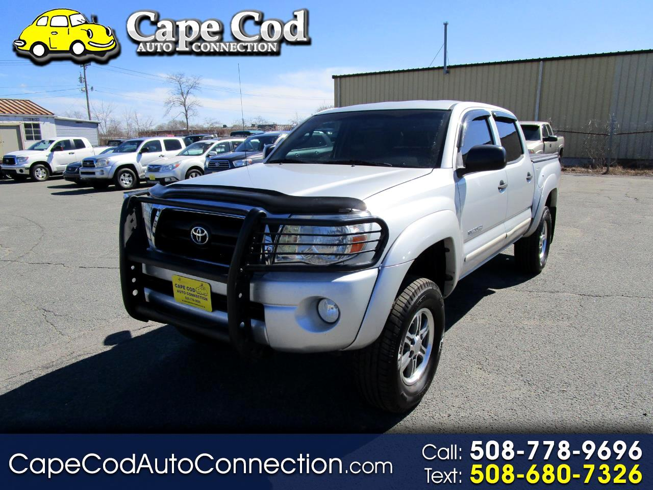2008 Toyota Tacoma 4WD Access V6 AT (Natl)