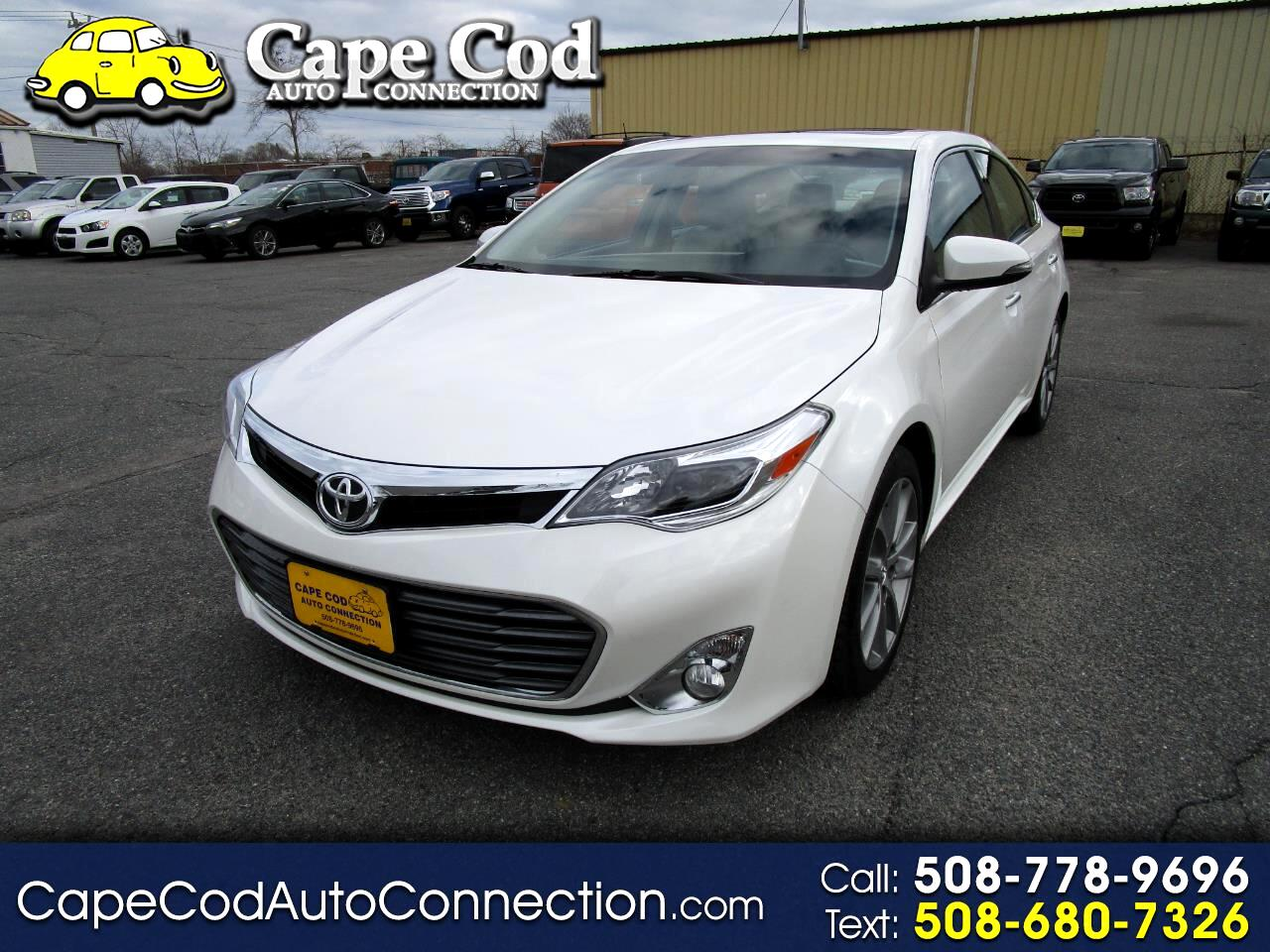 2015 Toyota Avalon 4dr Sdn XLE Touring (Natl)