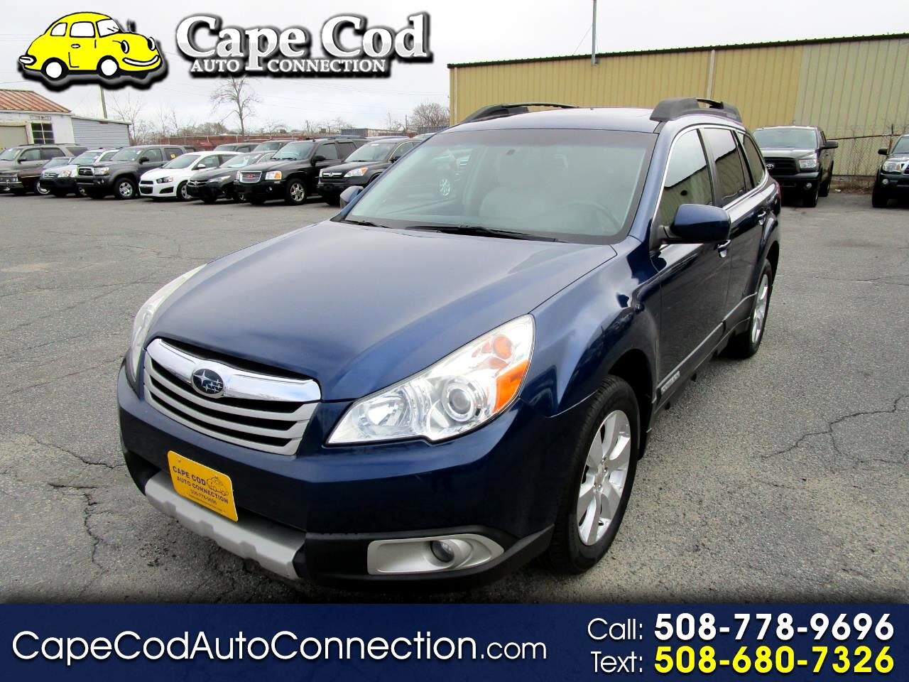 2011 Subaru Outback 4dr Wgn H6 Auto 3.6R Limited Pwr Moon/Nav