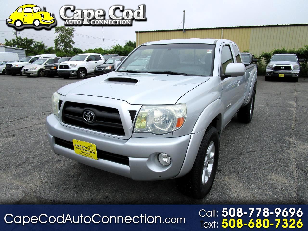 """2006 Toyota Tacoma Access 128"""" V6 Auto 4WD (Natl)"""