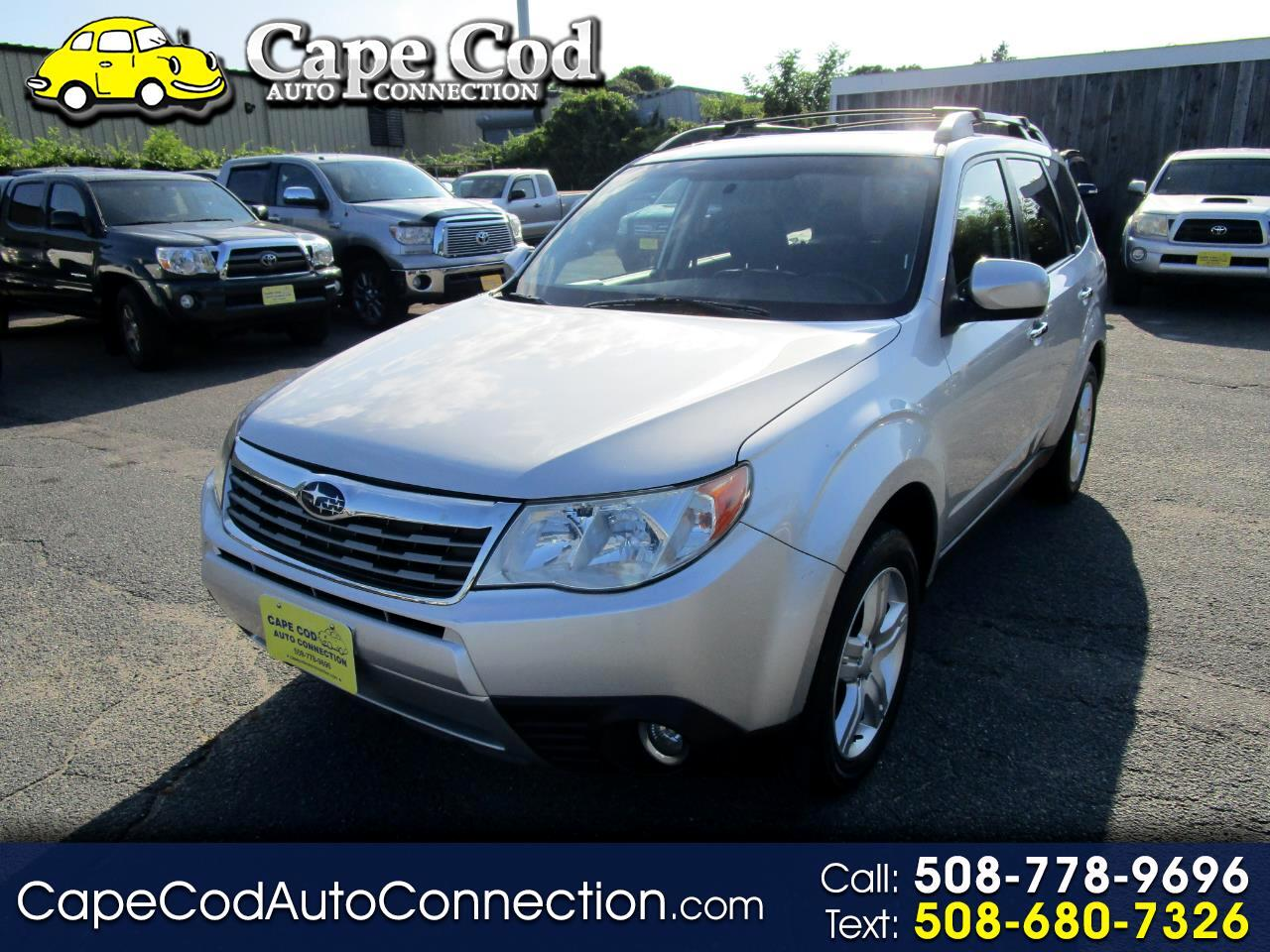 Subaru Forester 4dr Auto 2.5X Limited 2010