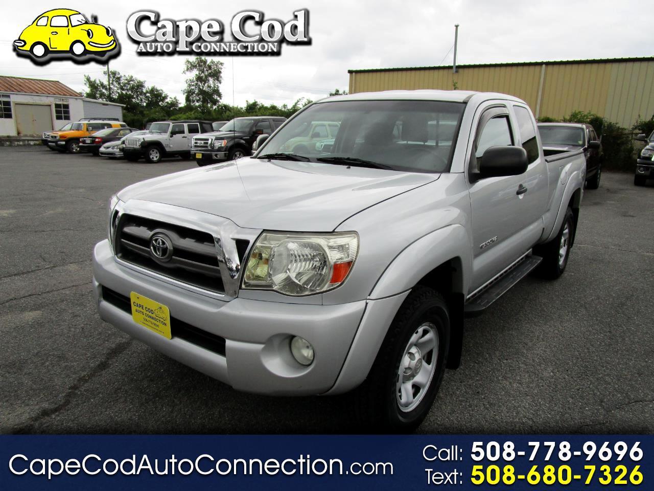 2010 Toyota Tacoma 4WD Access V6 AT (Natl)