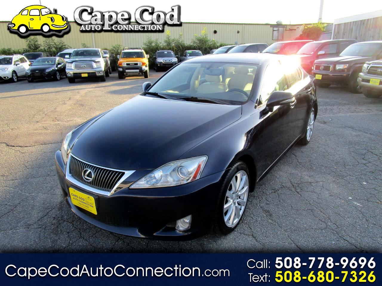 Lexus IS 250 4dr Sport Sdn Auto AWD 2010