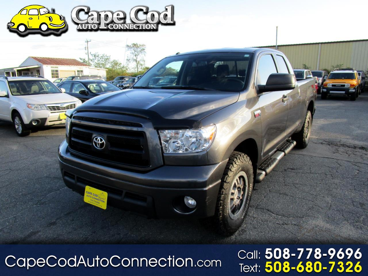 Toyota Tundra 4WD Truck Double Cab LB 5.7L FFV V8 6-Spd AT (Natl) 2013