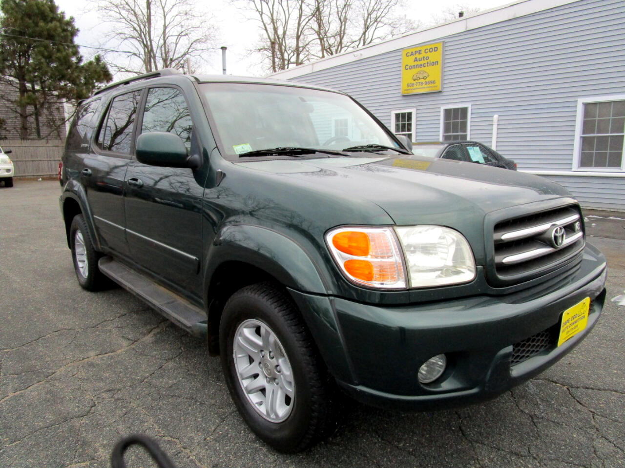 Toyota Sequoia 4dr Limited 4WD (Natl) 2003
