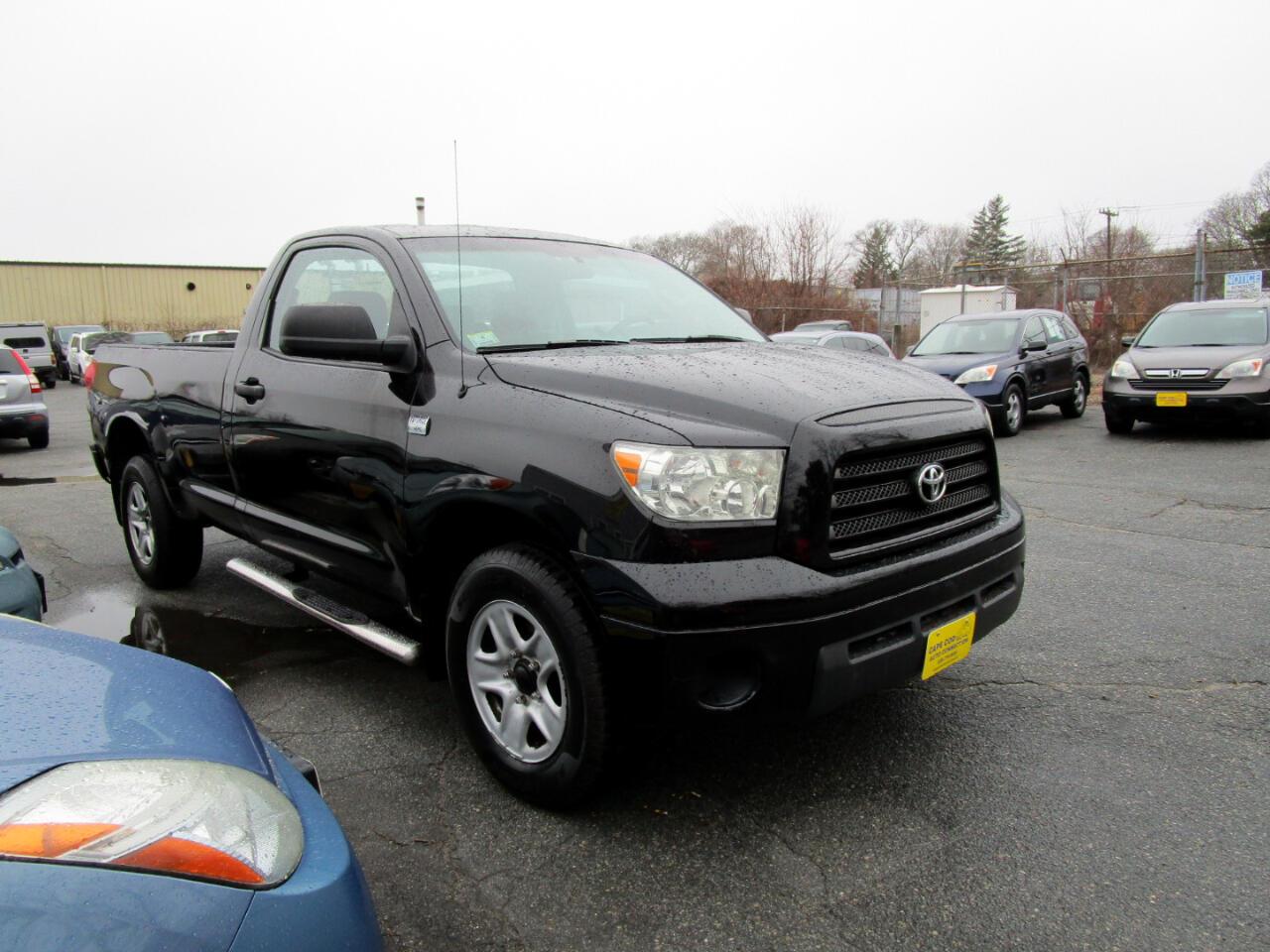 """Toyota Tundra 4WD Reg 145.7"""" 4.7L V8 (Natl) 2007"""