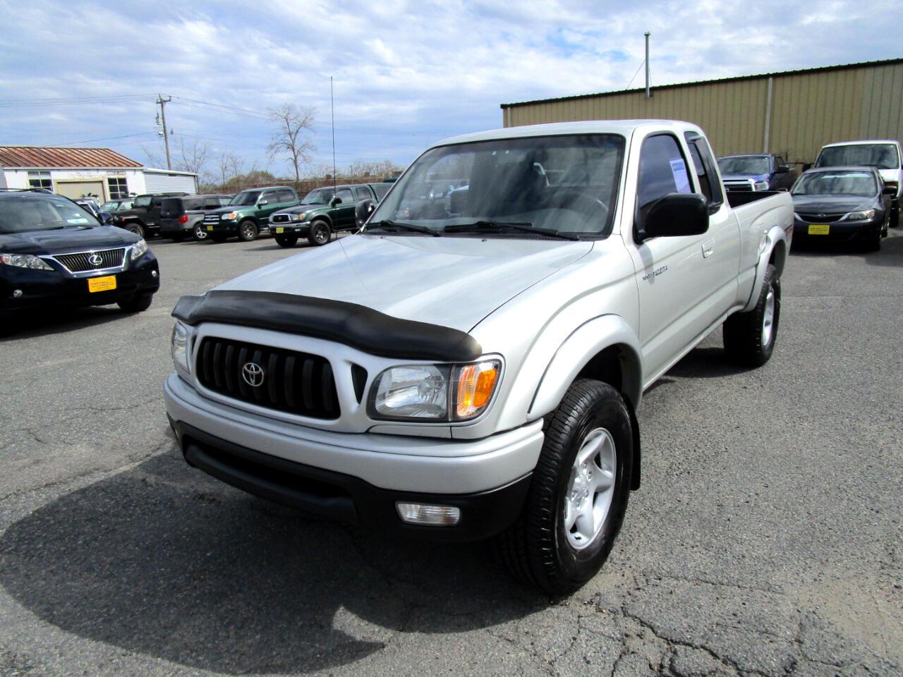Toyota Tacoma XtraCab V6 Auto 4WD (Natl) 2003