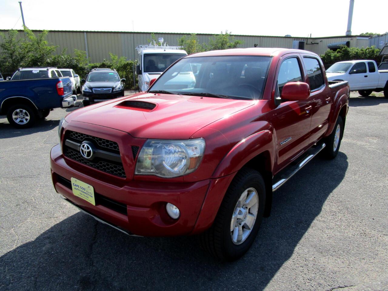 Toyota Tacoma 4WD Double V6 AT (Natl) 2011