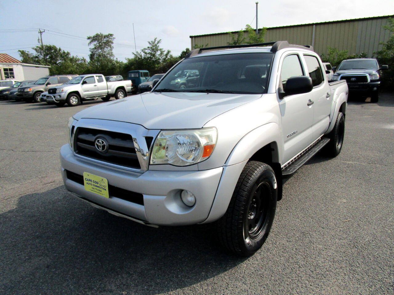 Toyota Tacoma 4WD Double V6 AT (Natl) 2009