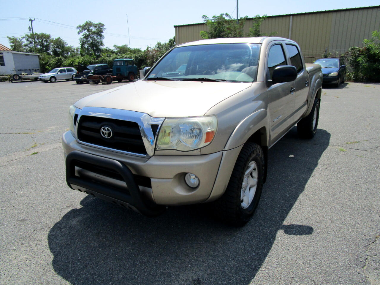 Toyota Tacoma 4WD Double Cab V6 AT TRD Off Road (Natl) 2005