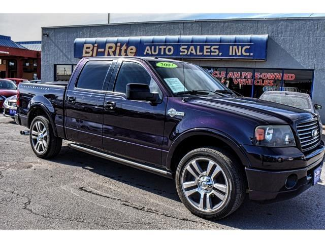 2007 Ford F-150 4X4 HARLEY DAVIDSON EDITION VERY HARD TO FIND