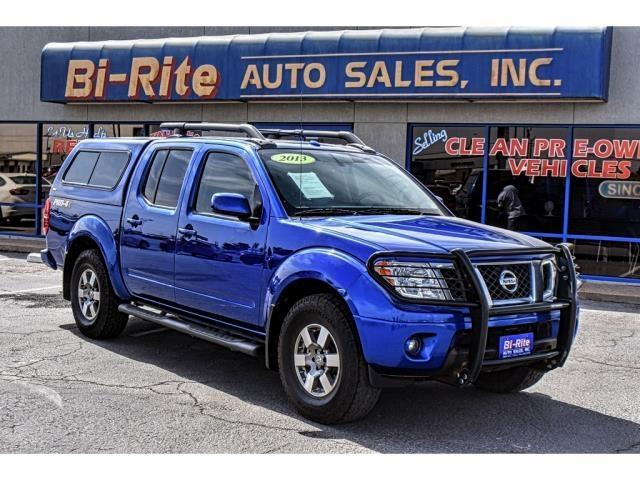 2013 Nissan Frontier HARD TO FIND PRO 4V  PACKAGE ,LOADED WITH OPTIONS