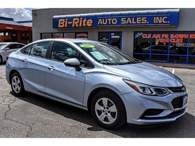 2017 Chevrolet Cruze GREAT VALUE UNDER 15000 WITH FACTORY WARRANTY