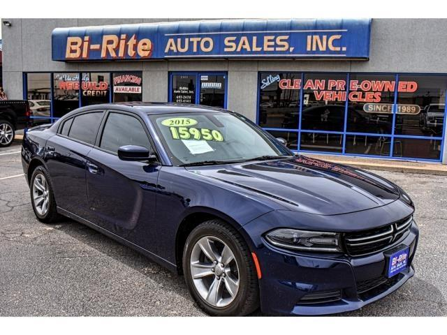 2015 Dodge Charger SPORTY CHARGER AND GREAT PRICE
