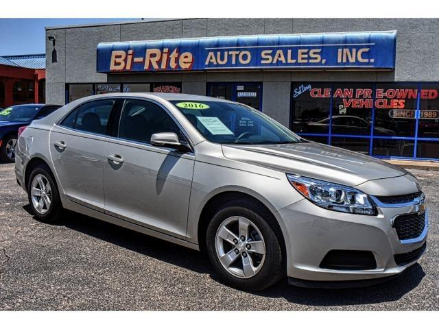 2016 Chevrolet Malibu Limited LOW MILES  GREAT VALUE ONE OWNER