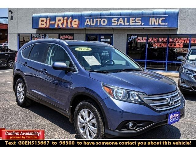 2014 Honda CR-V LEATHER SUNROOF GREAT MPG AND RELIABILITY