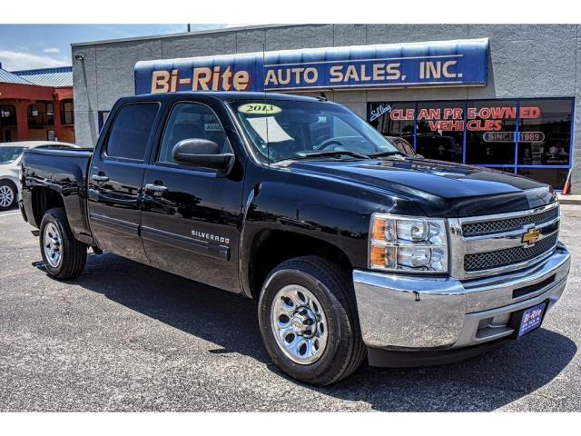 2013 Chevrolet Silverado 1500 GREAT TRUCK FOR WORK NEW TIRES CREW CAB