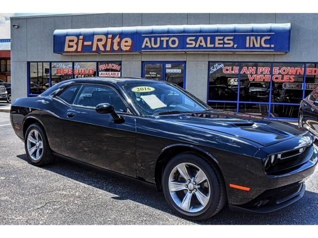2016 Dodge Challenger SXT CHALLENGER AT A GREAT PRICE