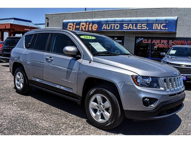 2017 Jeep Compass ONE OWNER AFFORDABLE SUV