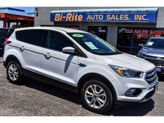 2017 Ford Escape ONE OWNER CLEAN CAR FAX AFFORDABLE SUV
