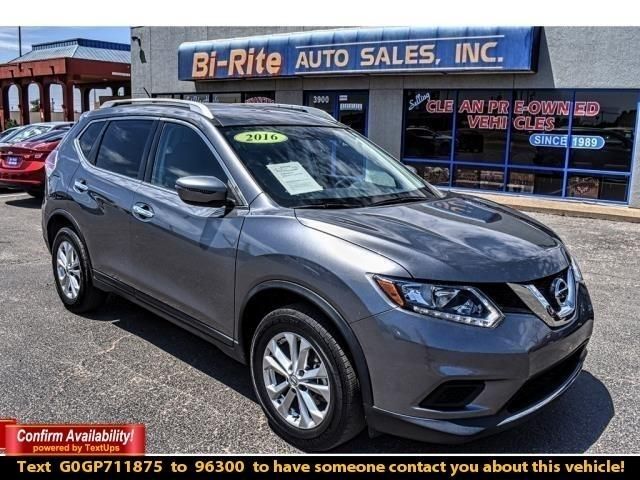 2016 Nissan Rogue FAMILY VEHICLE, AWESOME FUEL ECONOMY