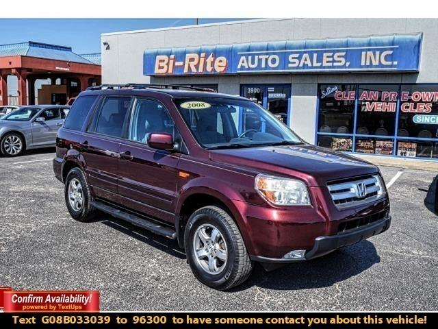 2008 Honda Pilot EXTREMELY CLEAN!! THIS IS A MUST SEE TO BELIEVE !!