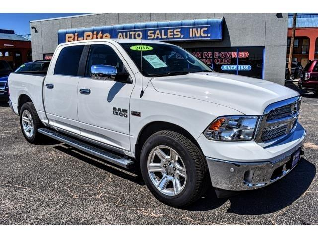 2018 RAM 1500 LONE STAR, LOW MILES, ONE OWNER PICK UP, READY TO