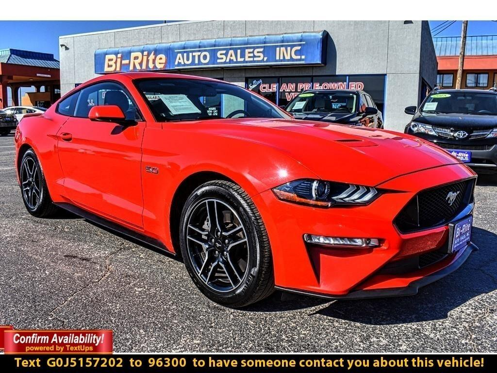 2018 Ford Mustang GT 5.0, ONE OWNER, LOW MILES, SPORTY & STYLISH
