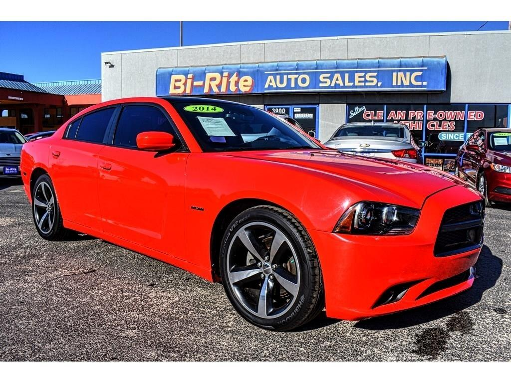2014 Dodge Charger RD RWD, BLACK TOP, SLEEK LOOK, COME TEST TODAY !!!