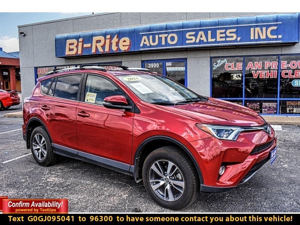 2016 Toyota RAV4 MID-SIZE CROSS OVER, LOW MILES !! ONE OWNER VEHICL