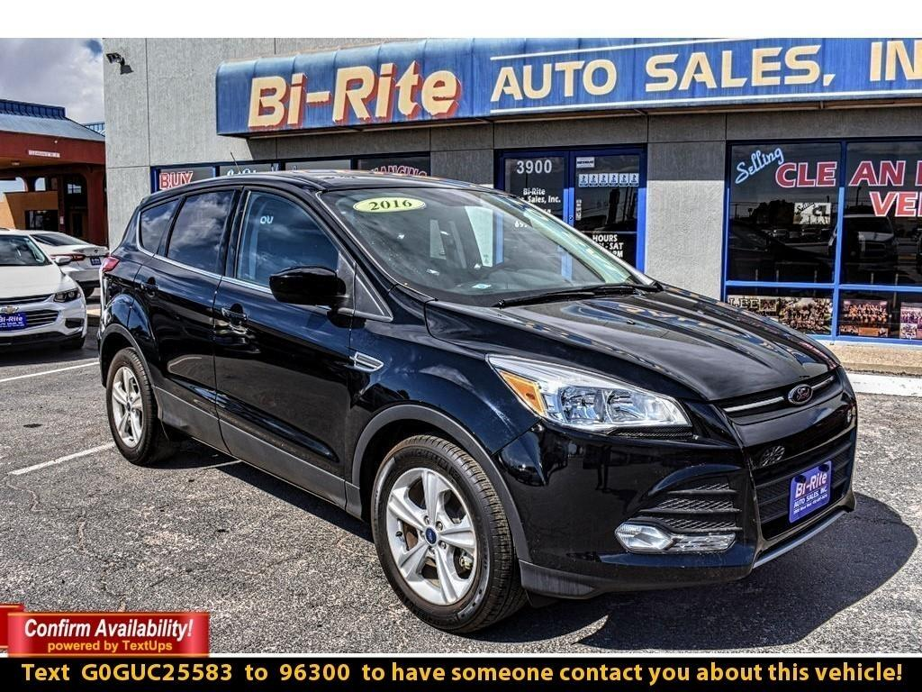 2016 Ford Escape LOW MILES, ONE OWNER VEHICLE