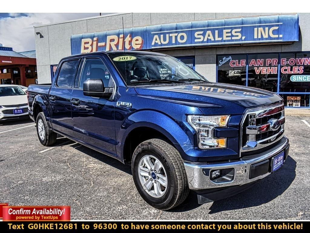 2017 Ford F-150 XL, LOW MILES, ONE OWNER PICK UP