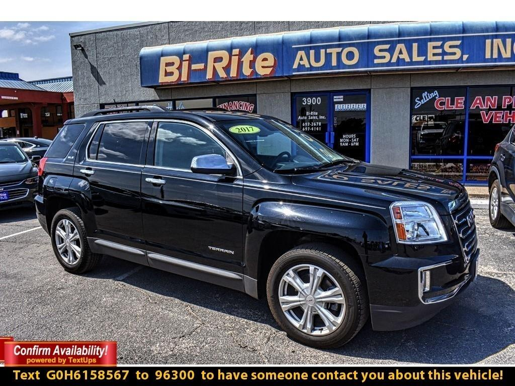 2017 GMC Terrain SLE 2 SPORTY AND VERY CLASSY MUST SEE!!