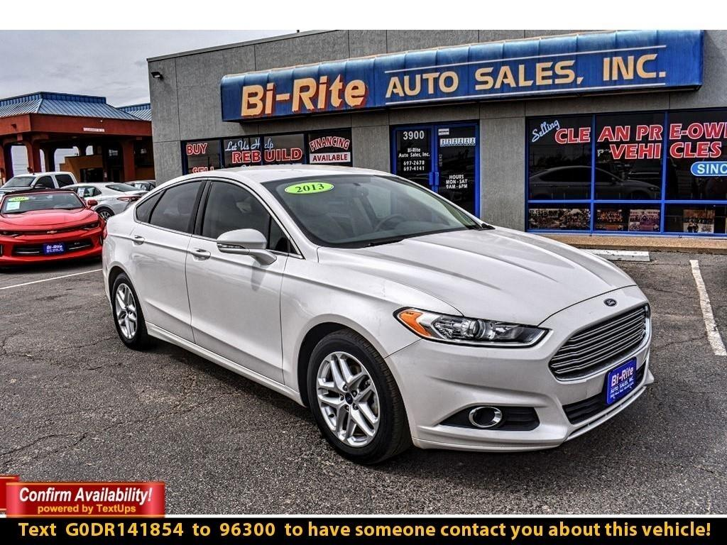 2013 Ford Fusion 4DR SEDAN, PRICED TO SELL!! COME SEE IT