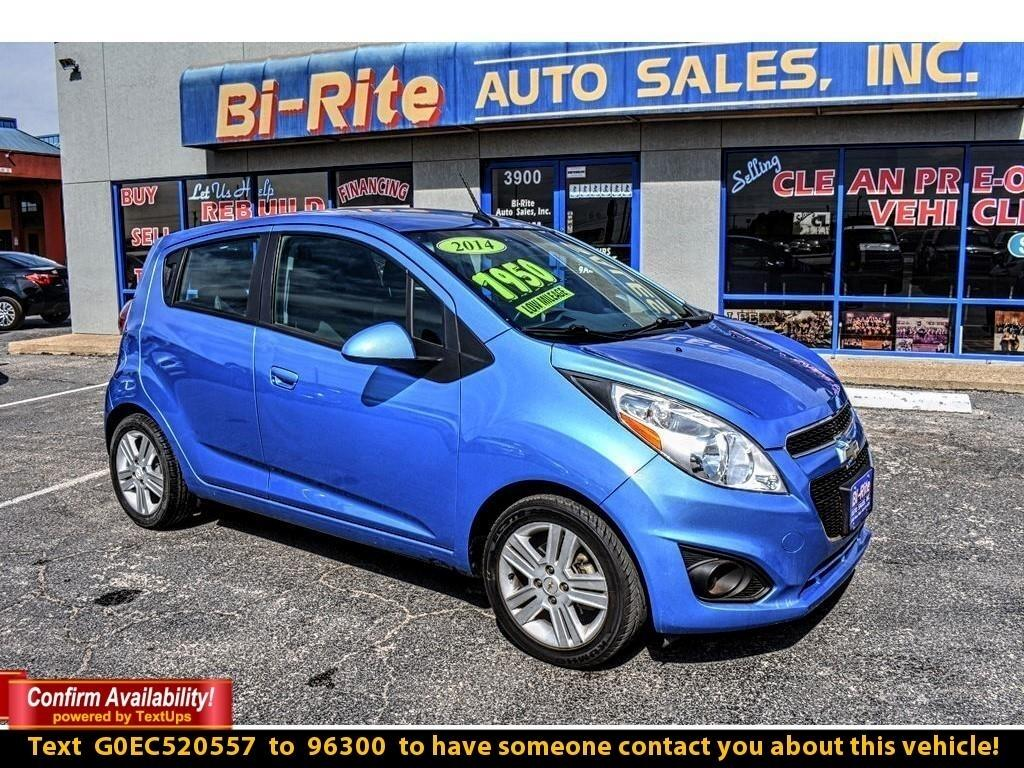 2014 Chevrolet Spark LOW MILES, FUEL EFFICENT VEICHLE !!